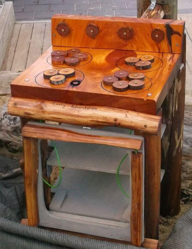 Sandpit Oven